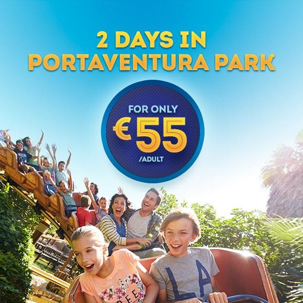 Promo 55 PortAventura