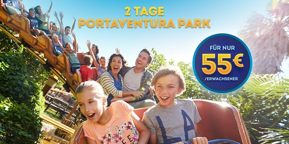 Promo PortAventura