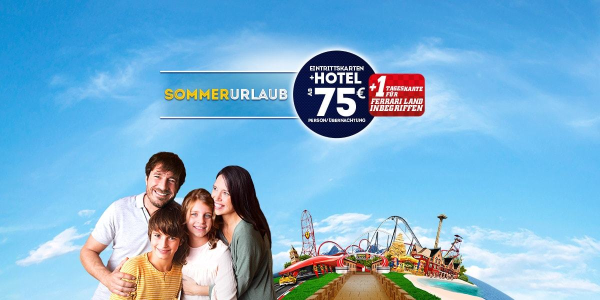 Promo Summer Hotels PortAventura World