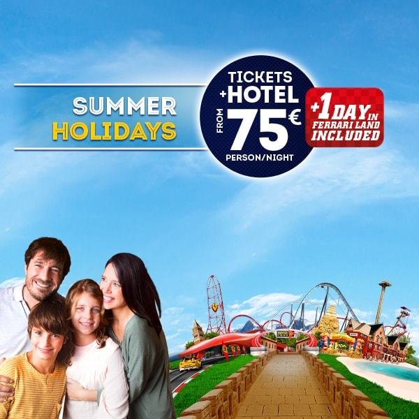 Promo Summer Hotels PortAventura World