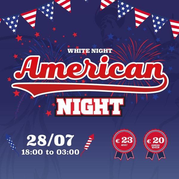 Noches Blancas Americanas 600x600