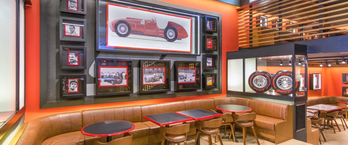 Restaurante FL Pit Lane