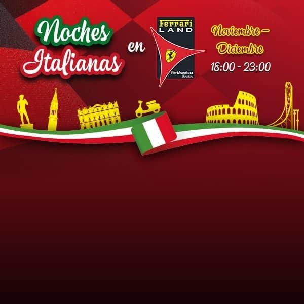 Noche italiana 600x600