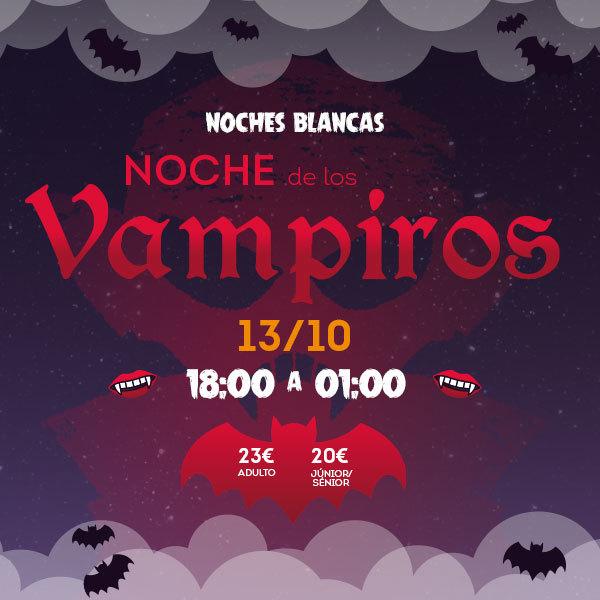 Entrada promo Noche vampiros