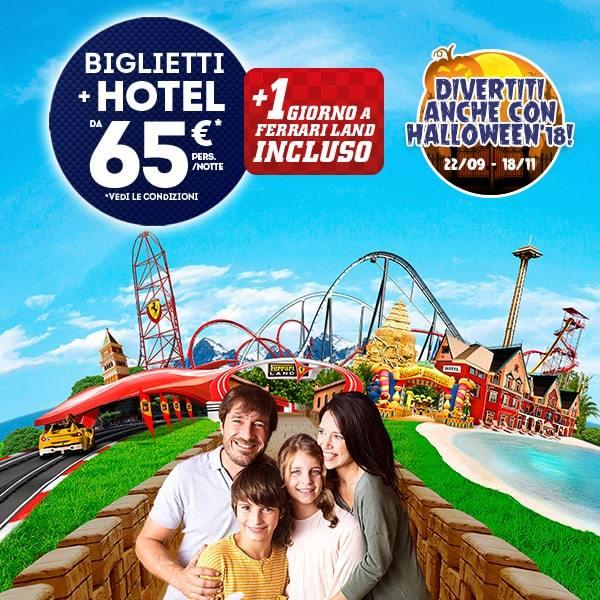PortAventura entradas oferta otoño 2018