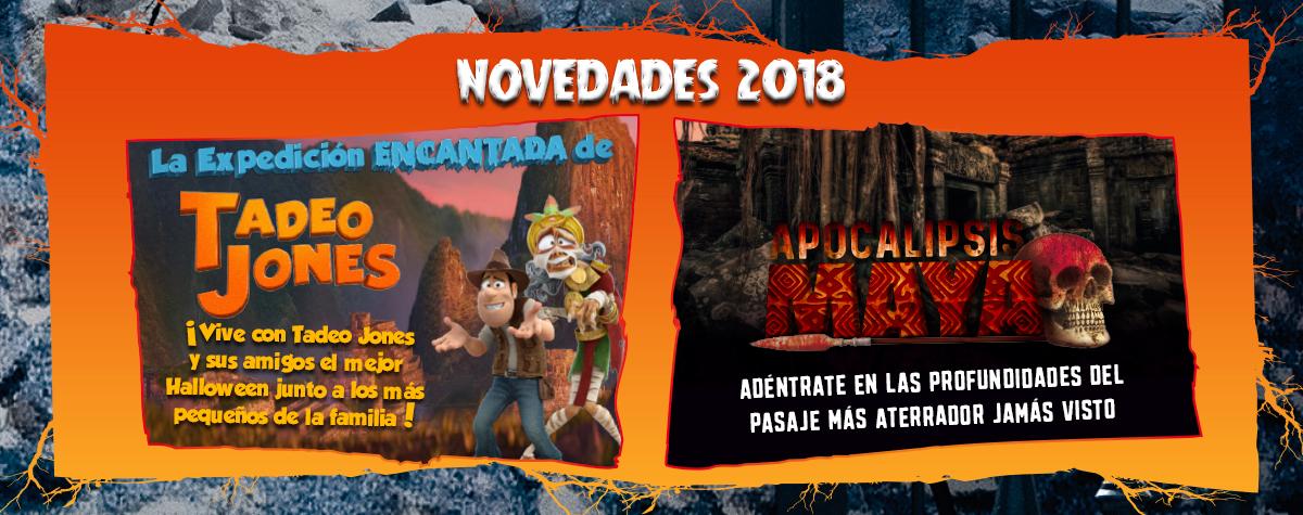 Halloween PortAventura 2018