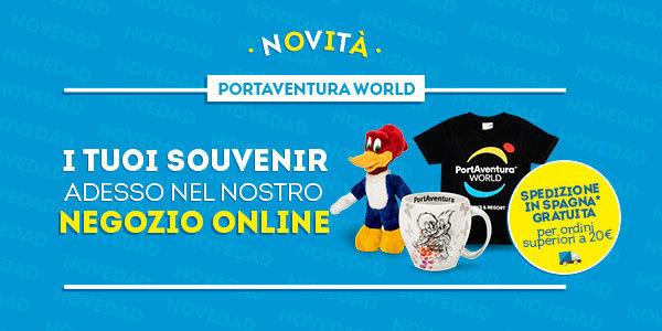 Tienda on-line PortAventura