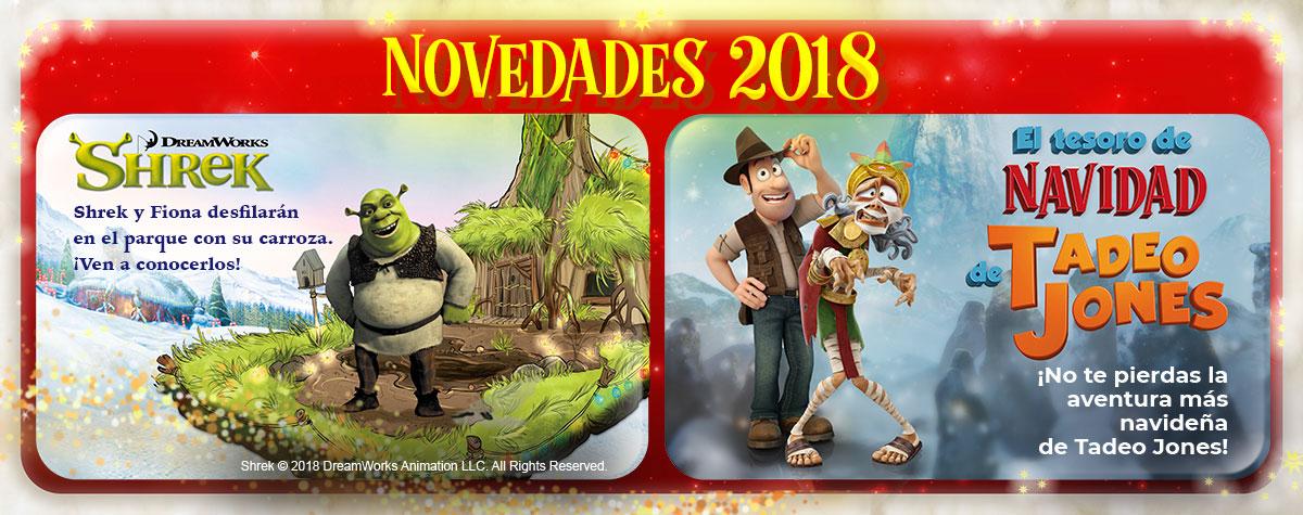Navidad PortAventura 2018