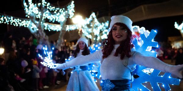 Espectáculo Navidad Christmas Parade