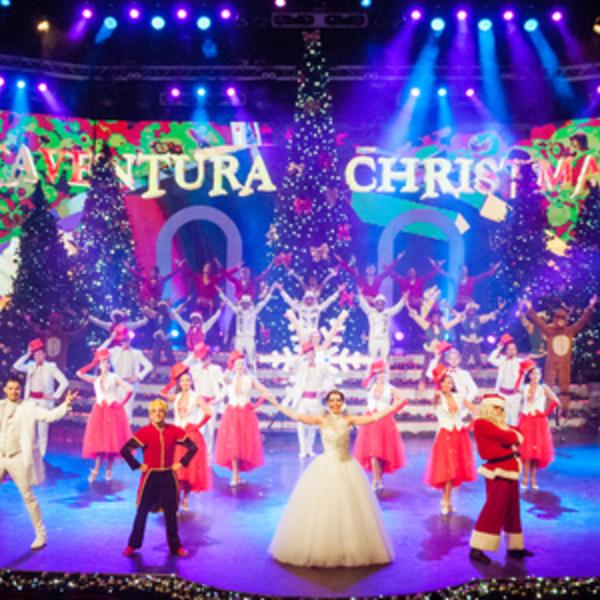 Espectáculo Navidad Christmas World