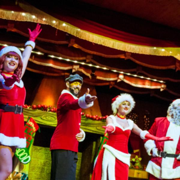 Espectáculo Navidad Magic Christmas
