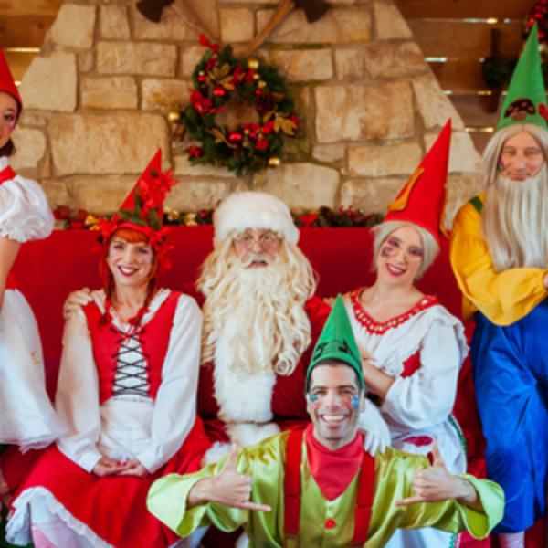 Espectáculo Navidad La Posada de los Gnomos