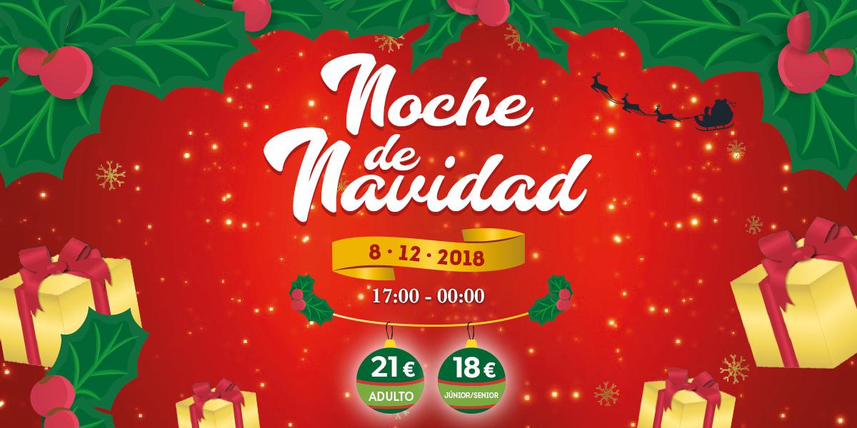 Entrada promo Noche Blanca Navidad
