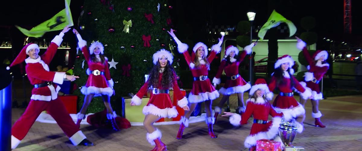 Espectáculo Navidad Ferrari