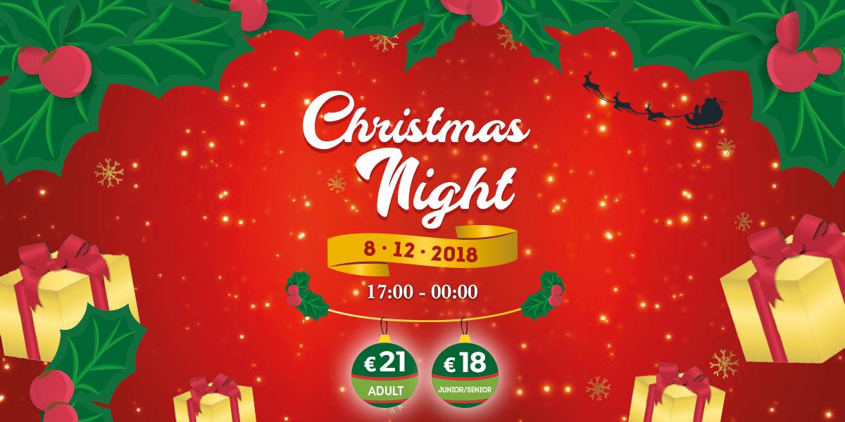 Entrada promo noche navidad