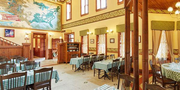 restaurante iron horse portaventura reservas