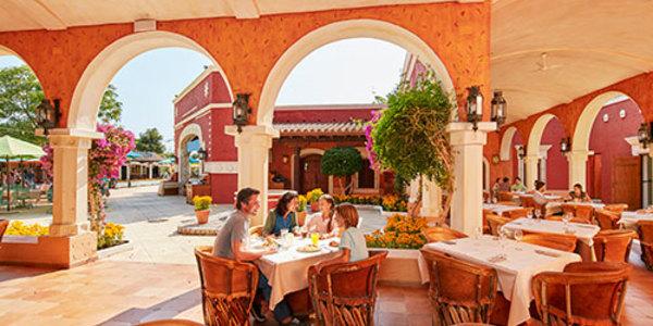 restaurante hacienda el charro portaventura reservas