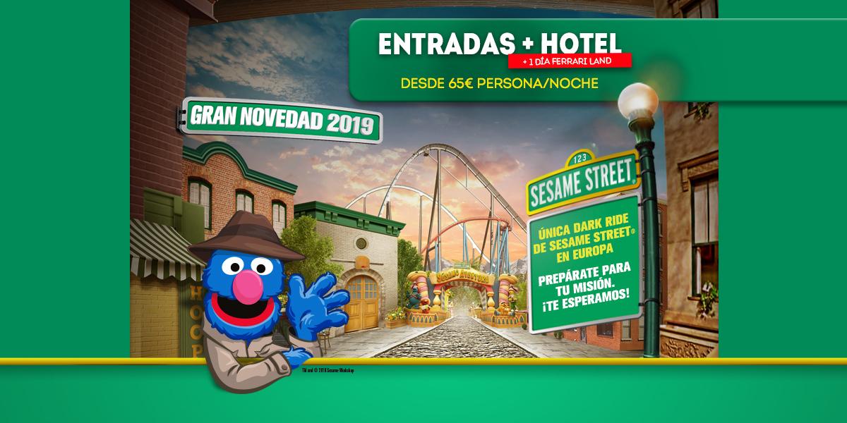 Promoción hotel 2019