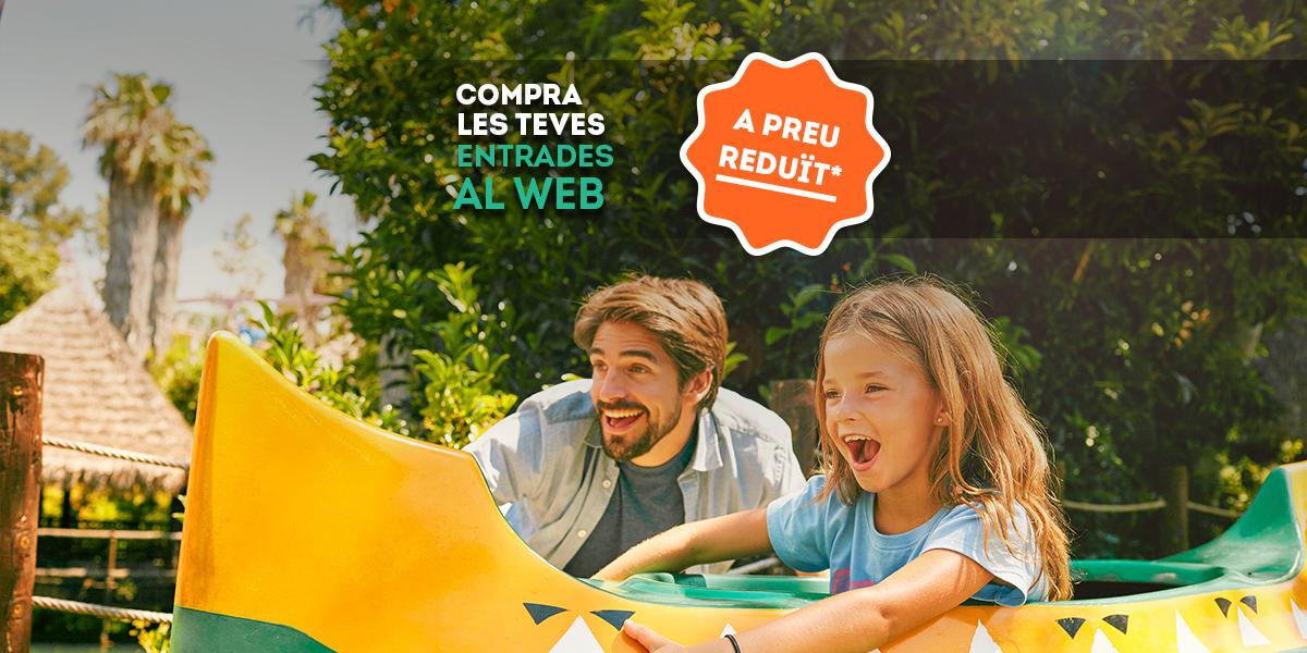 Entradas promoción 2019 PortAventura World