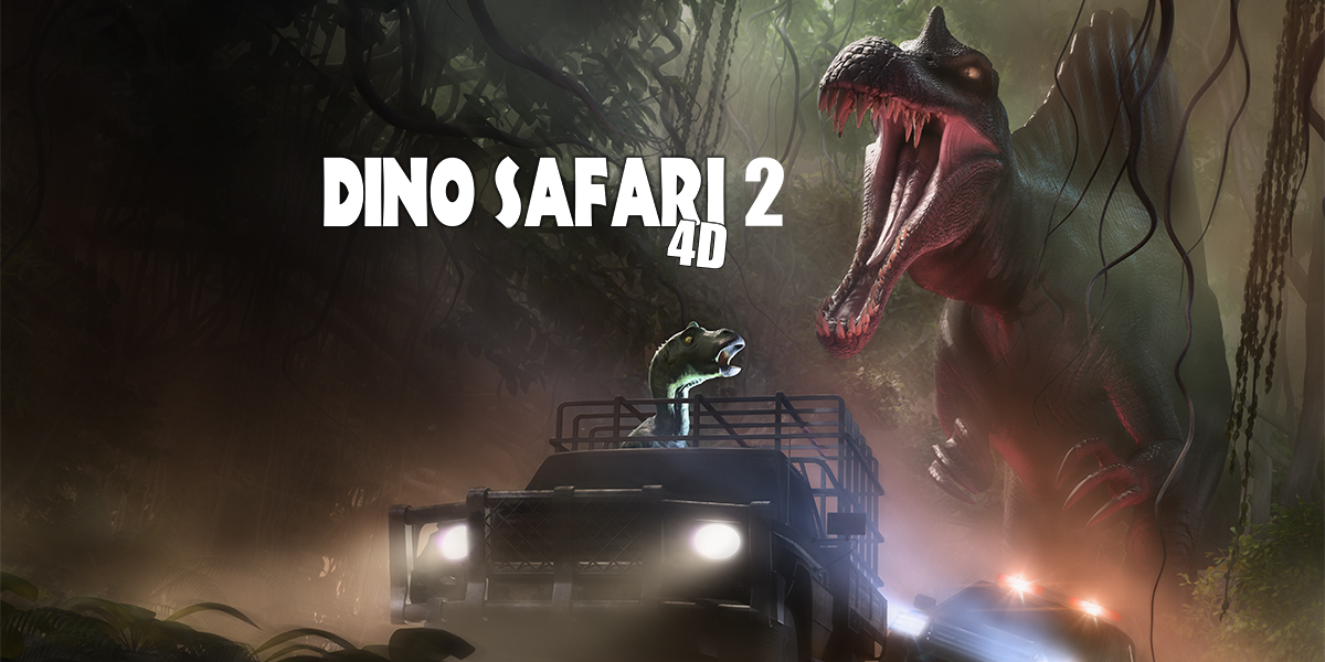 Dino Safari 1200x600