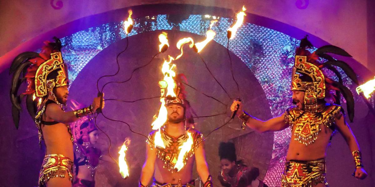 Espectaculos Rituales Mexicanos 1200x600