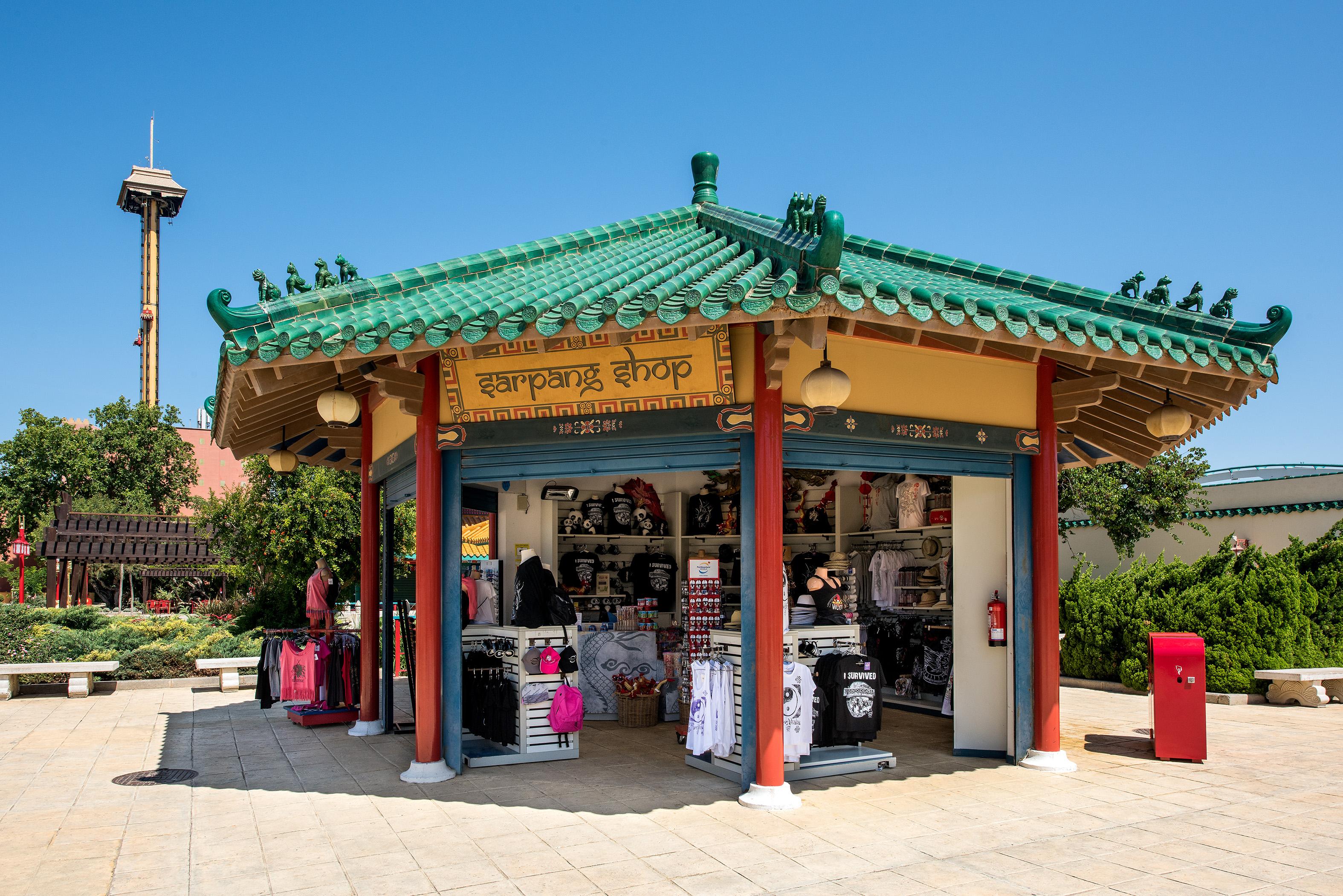 Sarpang Shop 1