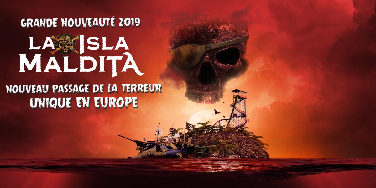 La Isla Maldita 2019