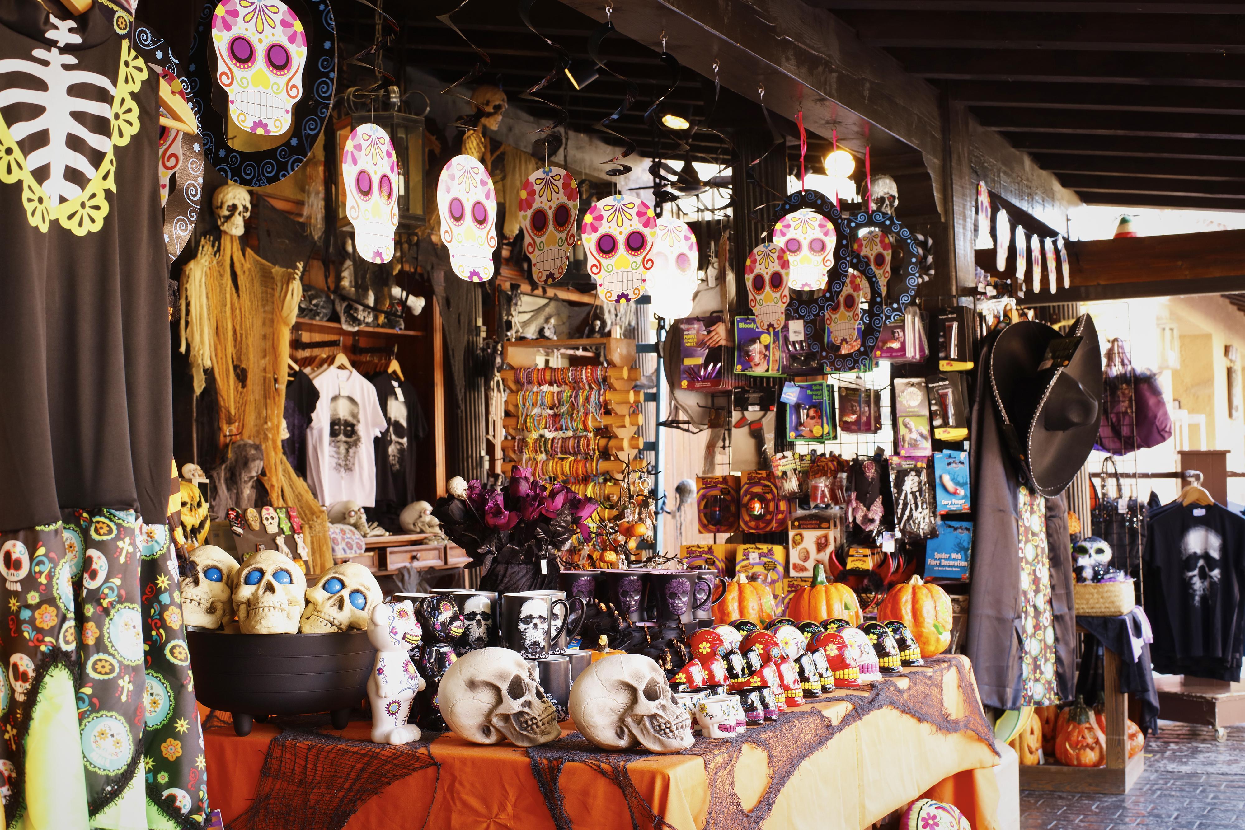 Tienda Halloween Tianguis
