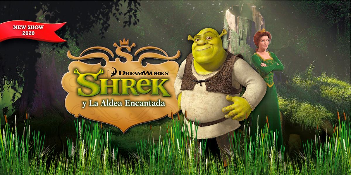 Shrek Landing 2020