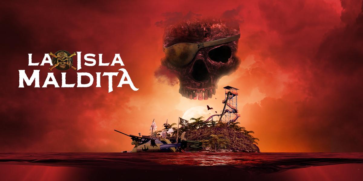 La isla maldita 2020