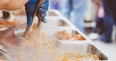 Moduł numerków zamówień - street food