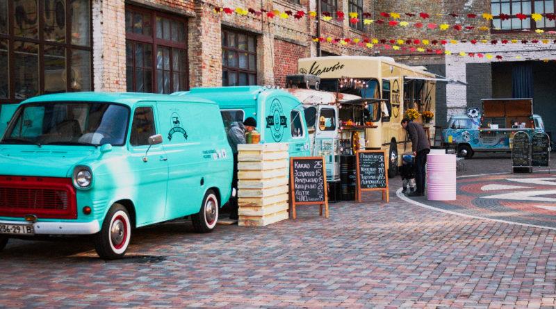 Food Truck Market Trends Innovative Ideas Solutions