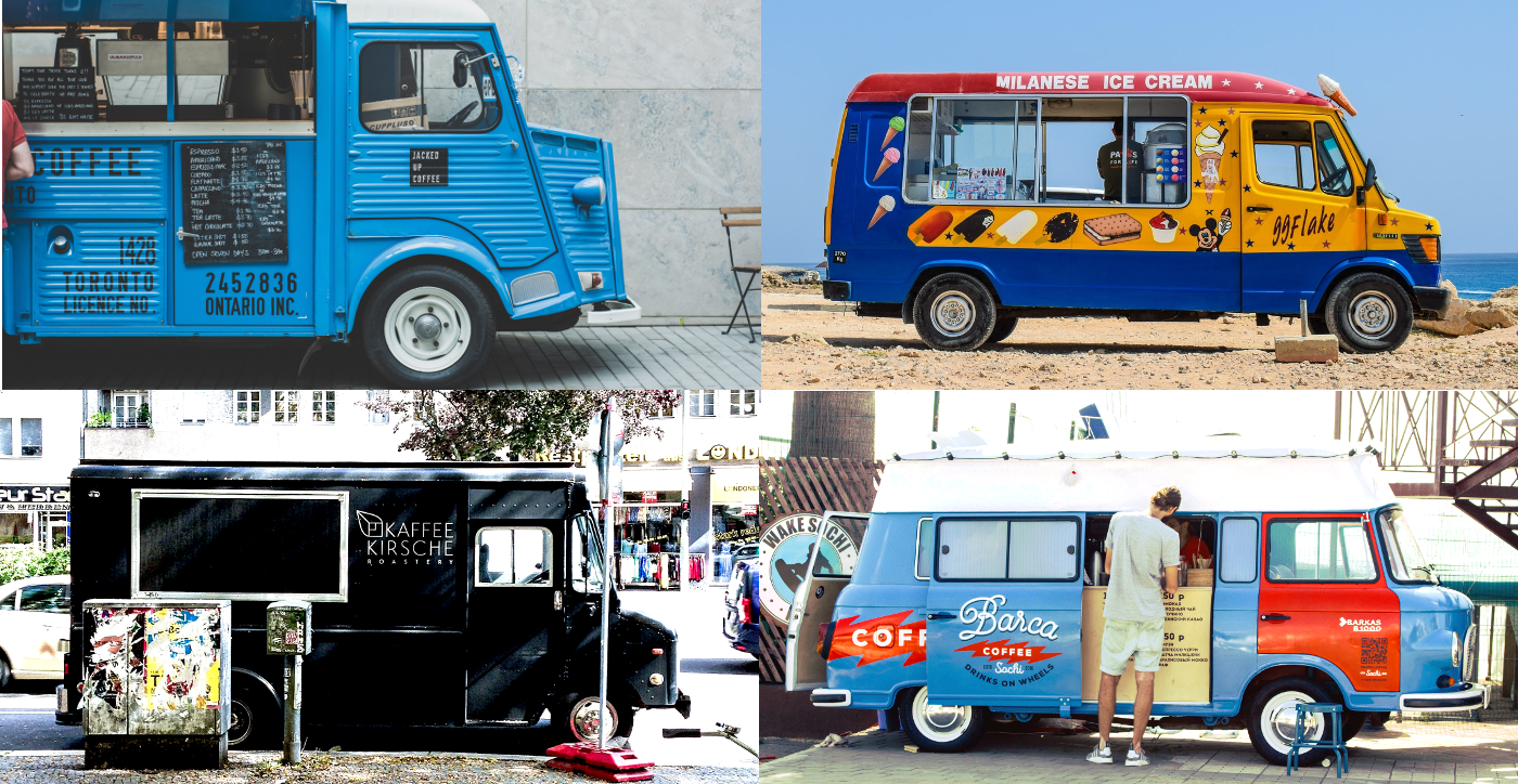 How To Start A Food Truck Business Food Truck Design 8 Examples Innovative Ideas Solutions