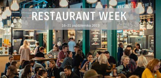 Nadchodzi kolejny Restaurant Week! #KochajJedzenie