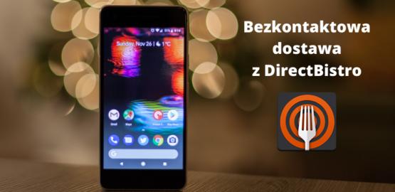 Wprowadzamy opcję dostawy bezkontaktowej do DirectBistro!