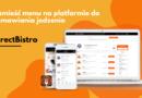 Platforma DirectBistro ruszyła! Udostępnij klientom bezpośredni link do Twojego menu