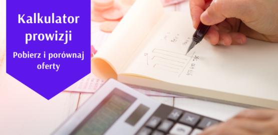 Kalkulator prowizji za zamówienia – porównaj oferty i oblicz koszt