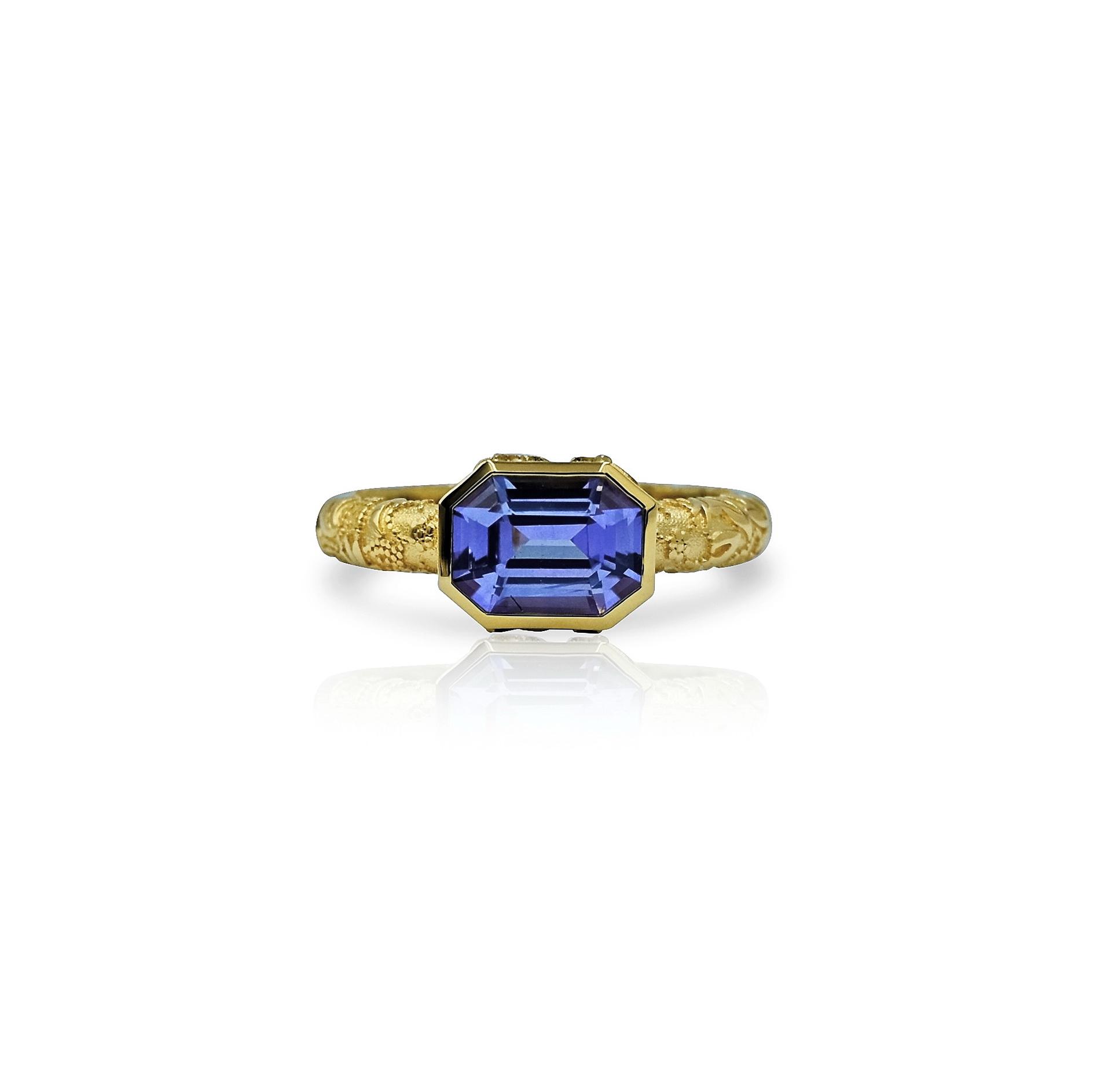 Luca-Jouel- Lavender Jardin ring