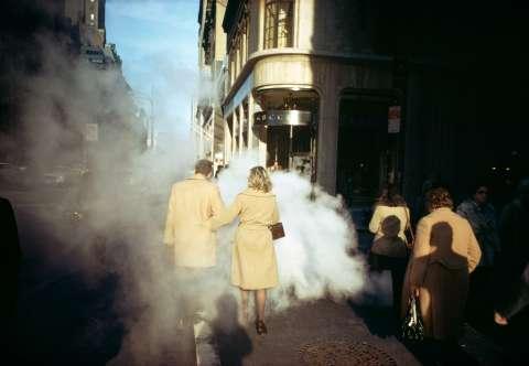 5 Joel Meyerowitz 5Th Avenue New York City 1975