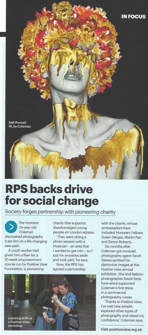 RPS backs drive for Social Change