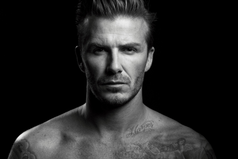 Pv David Beckham 3