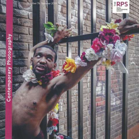 The Royal Photographic Society honours Positive View with a four-spread cover feature.