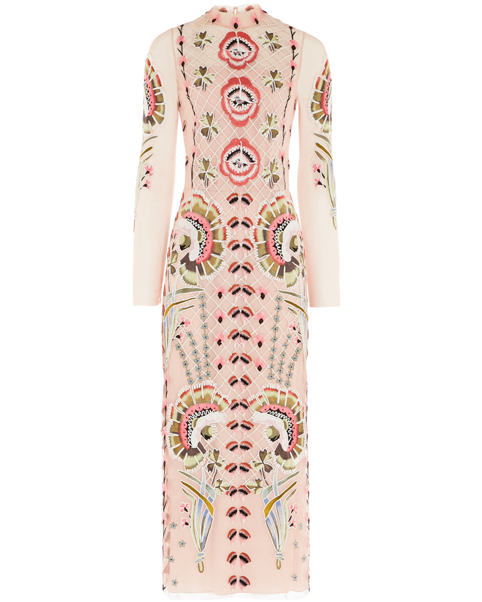 Temperley Effie Cocktail Dress