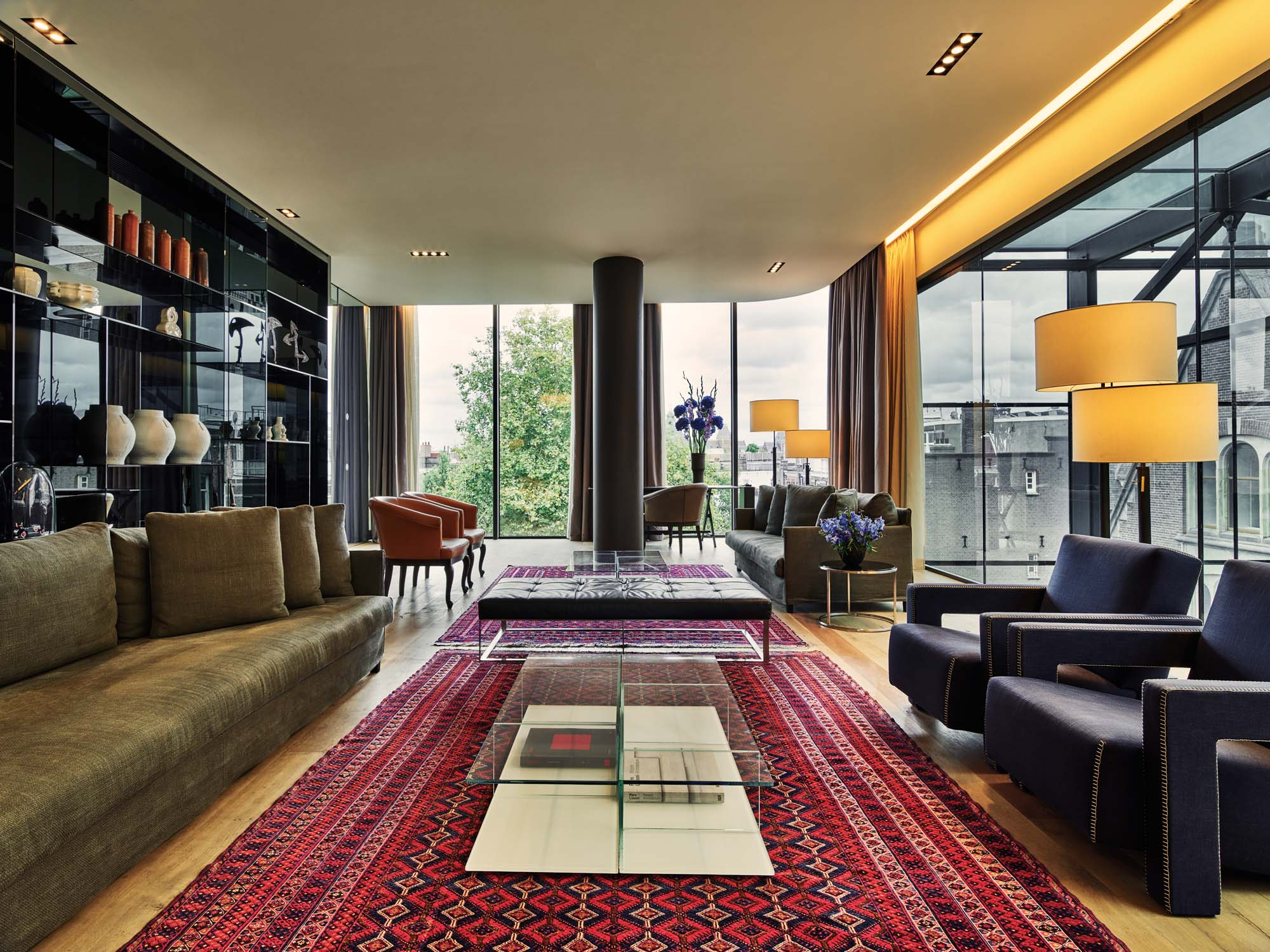 Conservatorium Hotel Private Penthouse Suite Package Deal