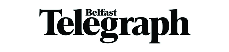 Belfast Telegraph Logo for the In the press page