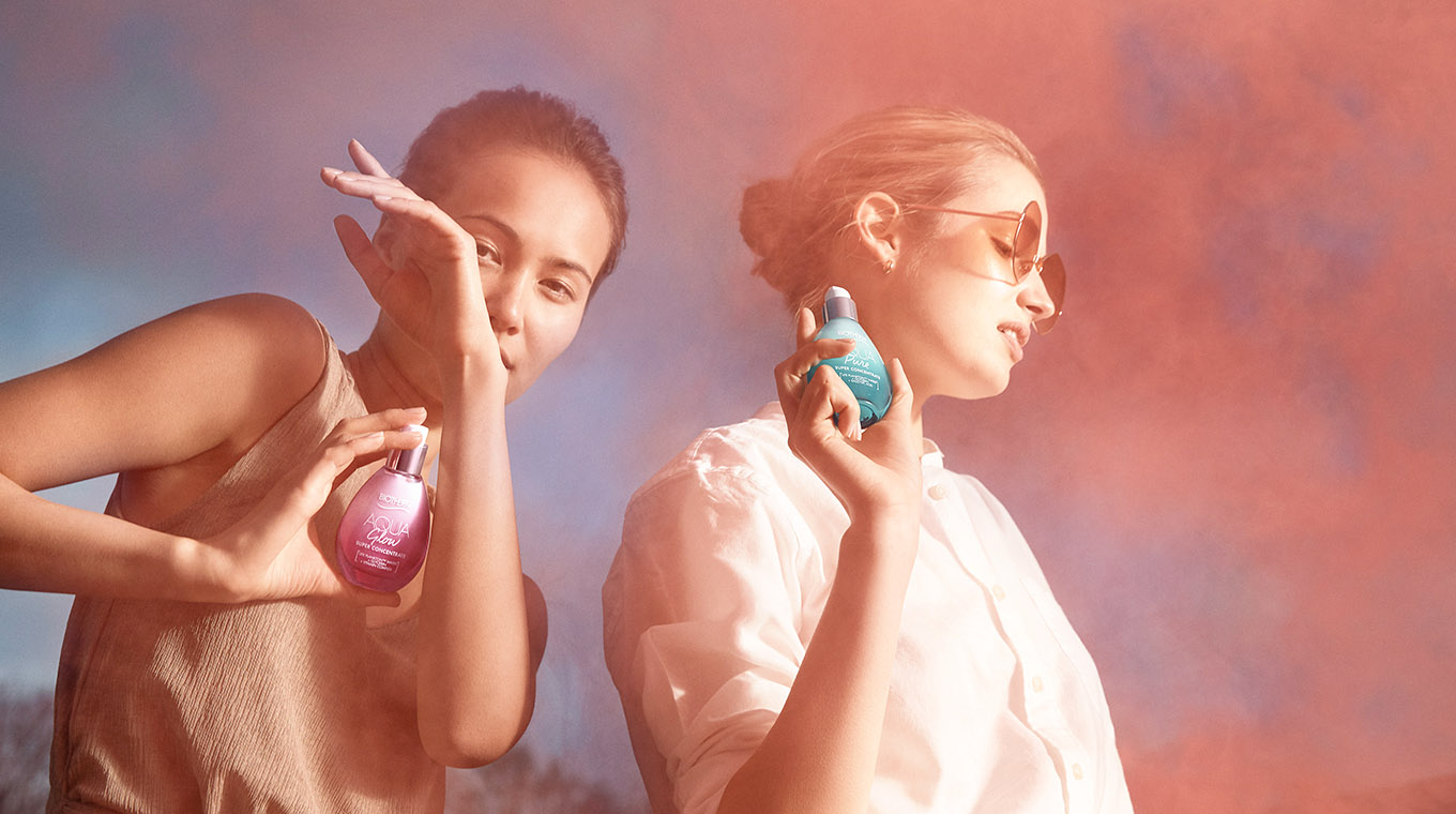 Biotherm Spring Summer 19 Campaign Image
