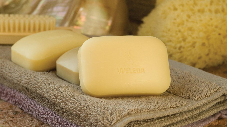 Weleda - life style - Soap