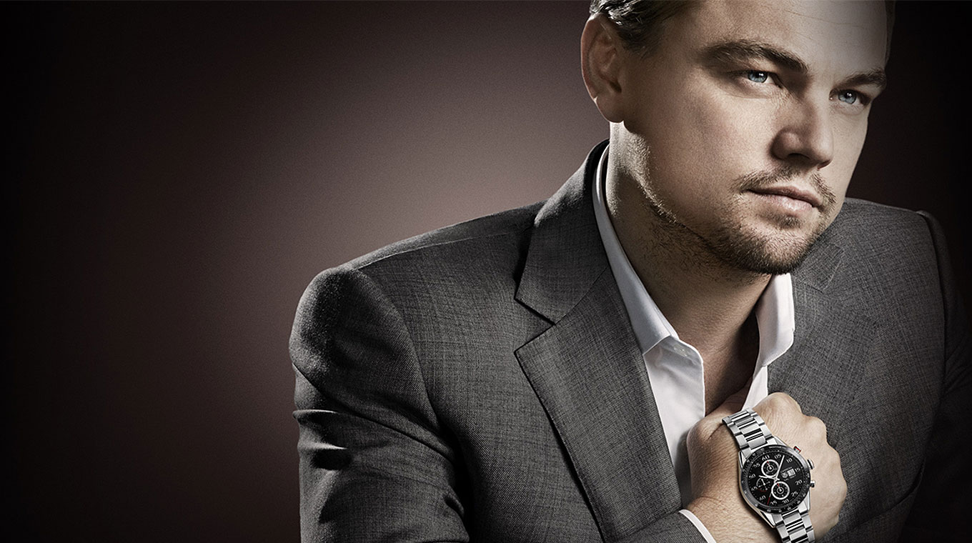 Tag Heuer Campaign 2