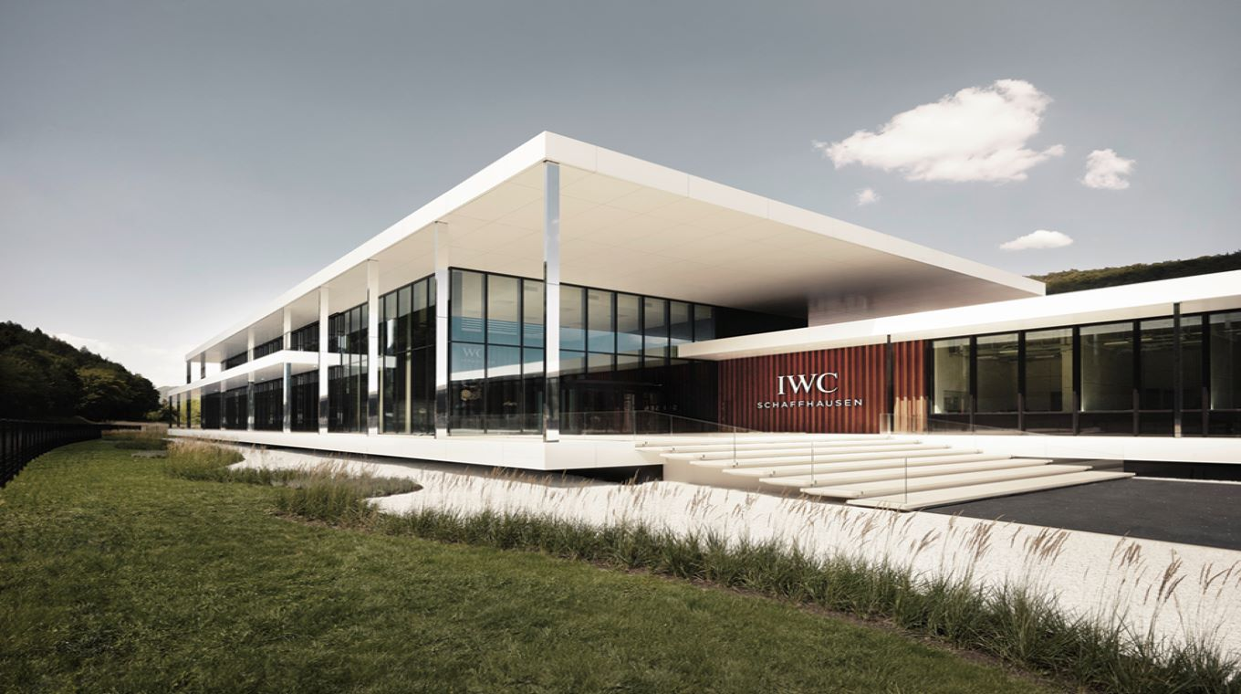 IWC-Manufacturing-Center-exterior-view-main-entrance1