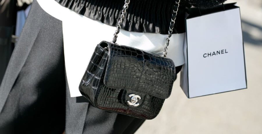 Chanel's Recent Ban Is Not Just Black and White